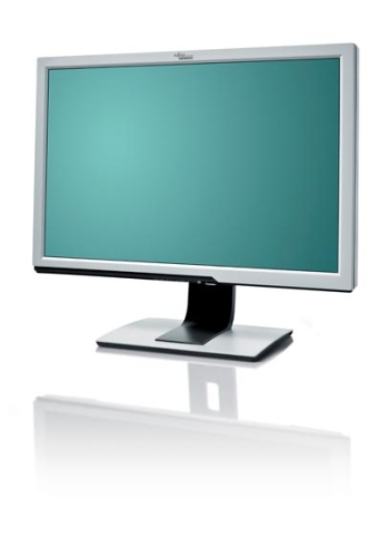 "Fujitsu LCD P24W-5 ECO 24""/6ms/1000:1/VGA/DVI/HDMI/IPS/98%color gamut"