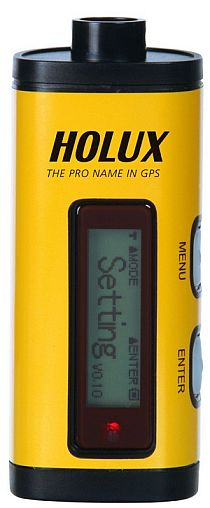 HOLUX M-241 Wireless GPS Logger, 128MB, bluetooth, USB, AA