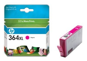 HP 364XL Magenta Ink Cart. 6ml (CB324EE)