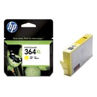 HP 364XL Yellow Ink Cart. 6ml (CB325EE)