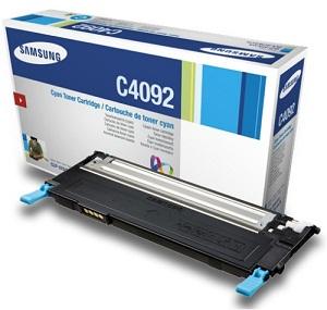 Samsung toner bar CLT-C4092S pro CLP-310/315, CLX 3170/3175cyan -1000str.
