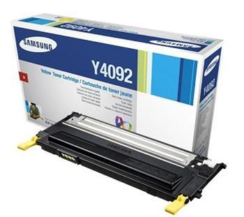 Samsung toner bar CLT-Y4092S CLP-310/315, CLX-3170/3175yellow -1000str.