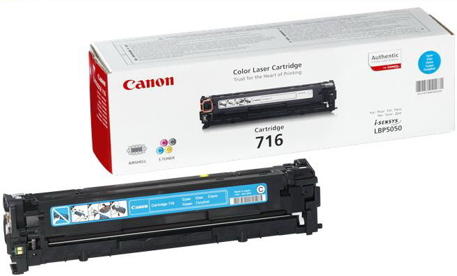 Canon 716 Cyan Toner 1,5k pages (1979B002)