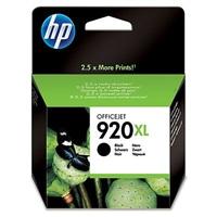 HP 920XL Black Ink Cart. 49ml (CD975AE)