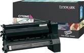 C770/C772 6K Magenta Return Program Print Cartridge
