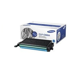 Samsung toner azurový CLP - C660A pro CLP-610 - 2000 stran