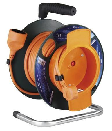 Emos prodlužovací buben - 1 zásuvka, 25m, 1.5mm