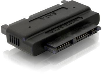 DeLock adaptér SATA 22pin -> Micro SATA 16pin