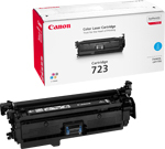 Canon 723 Cyan Toner 8.5k pages (2643B002)