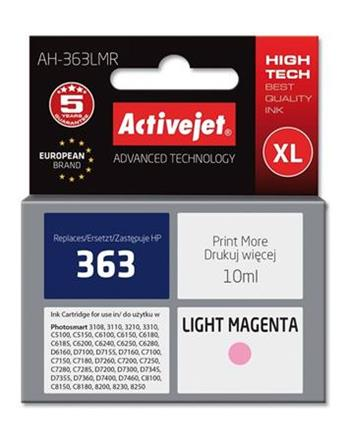 ActiveJet Ink cartridge HP 8775 Lig.Magenta ref. no363 - 10 ml AH-775