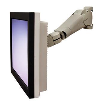 ERGOTRON 400 Series Wall Mount LCD Arm, nástěnný držák,max 24