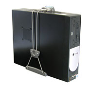 ERGOTRON CPU HOLDER,UNIVERSAL,GREY, držák počítače, univerzální, šedý