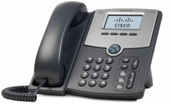 Cisco SPA502G - IP telefon, 1 linka, PoE, LCD displej