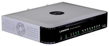 Cisco SPA8000, 8-Port Telephony Gateway