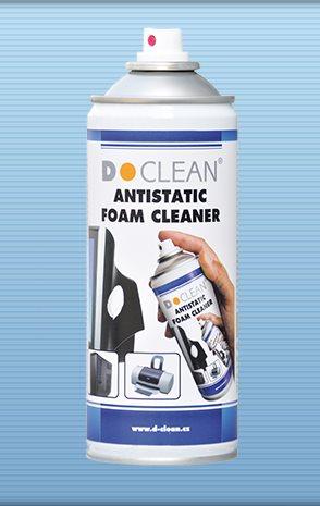 D-clean Antistatická čisticí pěna 400 ml