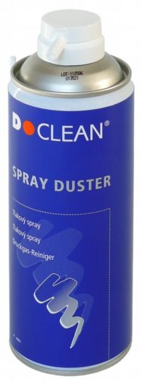 D-clean Hořlavý stlačený plyn - 400ml