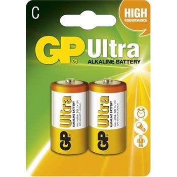 GP C Ultra alkalická - 2 ks