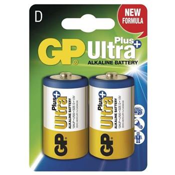 GP D Ultra Plus, alkalická - 2 ks