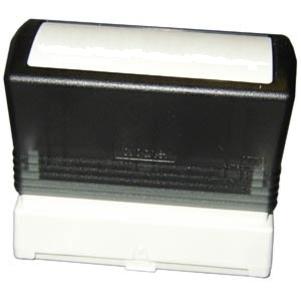 Brother PR-1060B, razítko černé (10x60 mm)