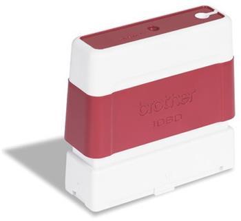 Brother PR-1060R, razítko červené (10x60 mm)
