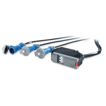 APC IT Power Distribution Module 3x1 Pole 3 Wire 32A 3xIEC309 480cm, 540cm, 600cm