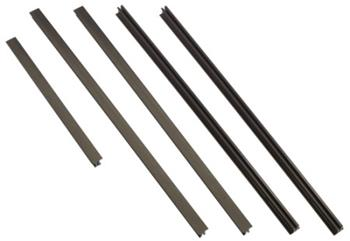 NetShelter SX 42U/48U Baying Trim Kit Black