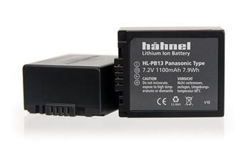 H�hnel HL-PB13 - Panasonic DMW-BLB13E 1100mAh, 7.2V, 7.9Wh