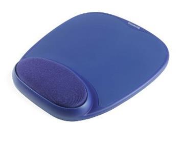Kensington gelová podložka pod myš - modrá