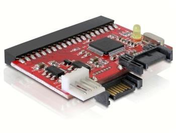 DeLock konvertor IDE 40pin na SATA nebo SATA na IDE 40 pin