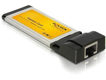 DeLock Express Card Gigabit LAN