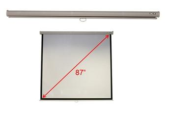 M87-S01MW Projection Screen 70