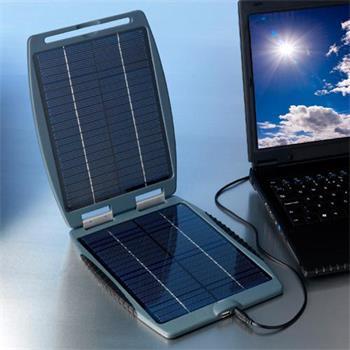 Solární záložní nabíječka Solargorilla - pro notebooky/netbooky/mt/PDA/GPS/MP3
