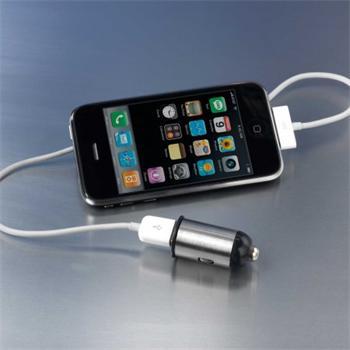 Autoadapter Motormonkey - CL/USB + adaptery - Nokia, HTC, SE, Samsung,miniUSB