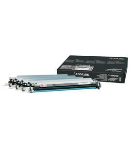C734, C736, X734, X736, X738 Photoconductor Unit, 4-Pack (20K each)
