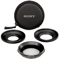 SONY VCL-HGE08B - High grade wide end conversion lens X0.7, for 30/37mm