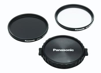 Panasonic VW-LF46NE-K - sada filtrov (ND, MC), priemer 46 mm