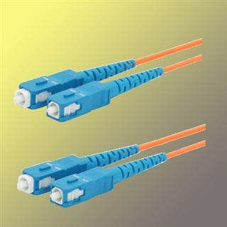 OPTIX SC/UPC-SC/UPC Optický patch cord 09/125 1m G.657A