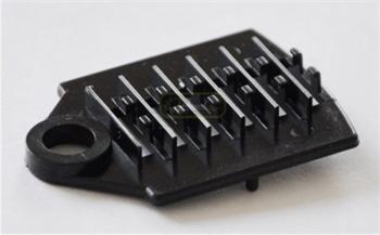 Opticord hřebínek do kazety pro uchycení optic. sváru