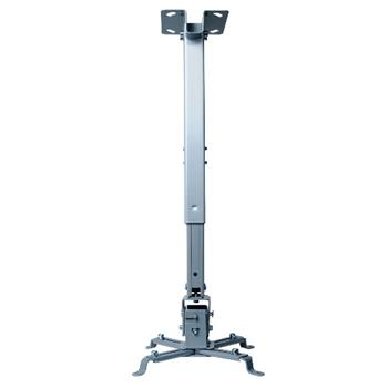 CONNECT IT AQ P2 stropní teleskopický držák s kloubem na projektor
