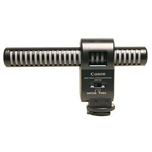 Canon DM-50 mikrofon pro MVxx, MVXxx, HVxx