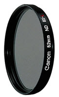 Canon LENS FILTER ND8-L 58MM