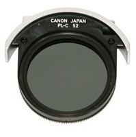 Canon DROP-IN filtr PL-C 52mm