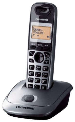 Panasonic KX-TG2511FXM, bezdrát. telefon