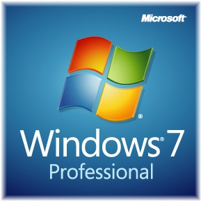 GGK - Windows Professional 7 SP1 32-bit/64-bit Czech DVD