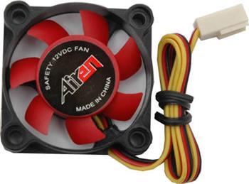AIREN FAN RedWings40 (40x40x10mm, 18,5dBA) 3pin 12V
