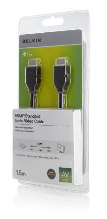 Belkin kabel HDMI AV - 1,5 m
