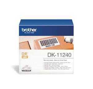 Brother - DK 11240 (papírové / barcode - 600 ks) 102 x 51 mm
