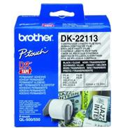 Brother - DK-22113 (průsvitná filmová role 62mm x 15,24m)