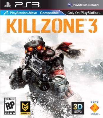 SONY PS3 hra Killzone 3 /MOVE/3D/ (ESN)