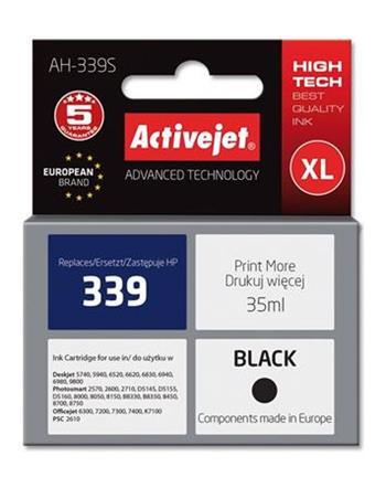 ACJ Ink cartridge HP C8767EE Premium Black AH-767S - 35 ml